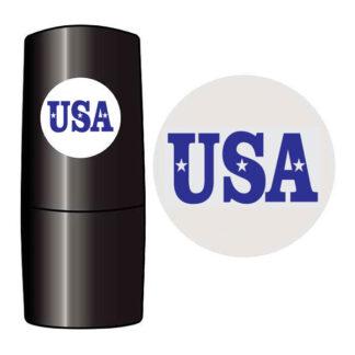 Golfbalstempel USA