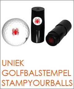 STAMPYOURBALLS.EU GOLFBALSTEMPEL